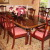 Moving Sale, Council Craftsman Dining Set, October 2014