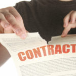 Can a Seller Cancel an Estate Sale Contract?